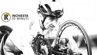 RepTv Chilometro 39, la corsa interrotta di Alex Zanardi