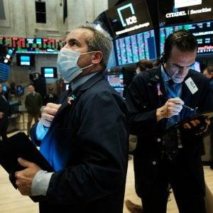 Borse Ue in rosso dopo il boom di lavoro Usa: ma il Covid spaventa gli Stati Uniti