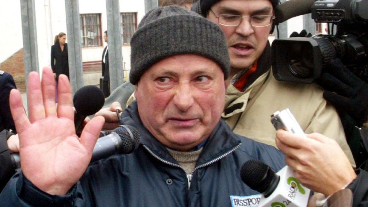 Sardegna, sparisce dopo la condanna il bandito Graziano Mesina