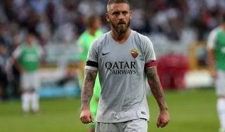 Fiorentina, spunta il nome di Daniele De Rossi come futuro allenatore