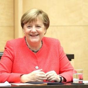 Angela Merkel inaugura la presidenza tedesca della Ue