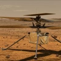La Nasa pronta a volare su Marte con un elicottero speciale