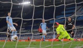 Lazio-Milan 0-3: Calhanoglu, Ibra e Rebic allontanano i biancocelesti dallo scudetto
