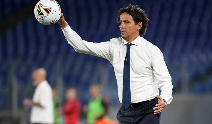 Lazio, Inzaghi: ''Sconfitta pesante, ma per lo scudetto non molliamo''