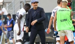 """Bologna, Mihajlovic: """"Avanti così, sognando l'Europa League"""""""