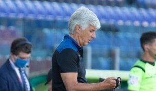 """Cagliari-Atalanta, Gasperini: """"Andava chiusa prima"""". Zenga: """"Assurdo annullare gol Simeone"""""""