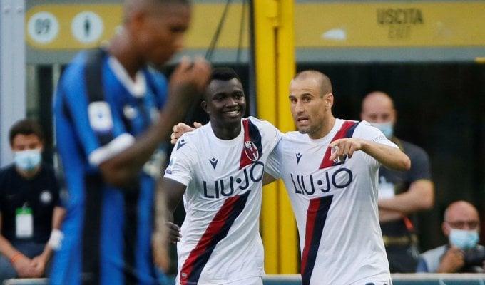 Bologna, la favola di Musa Juwara: dall'arrivo col barcone 4 anni fa al gol che ha affondato l'Inter