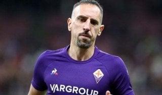 Fiorentina: furto nell'abitazione di Ribery, rubati orologi e gioielli