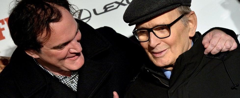 """Addio a Morricone, il saluto di Tarantino: """"Il Re è morto, lunga ..."""