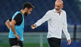 """Milan, Pioli: """"Il futuro e adesso. Diamo il massimo, poi si vedrà"""""""