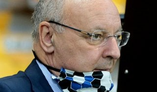 """Inter, Marotta: """"Lautaro poco sereno per il mercato, ma lo vogliamo tenere"""""""