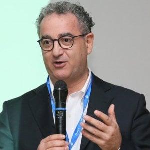 Lucio Roncoroni, direttore del consorzio di distributori di bevande Cda