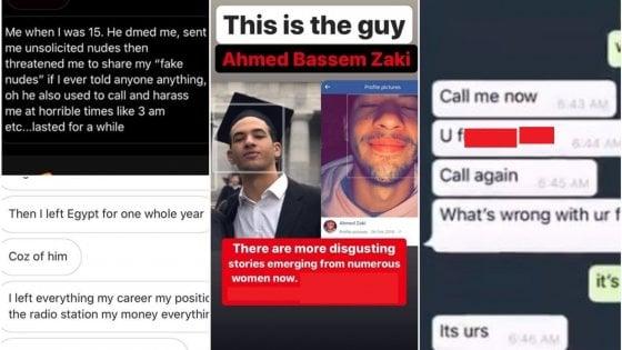 212624208 03870237 15a9 4e2b b310 2fff1eb46f6a - Egitto, tre anni per molestie sessuali a uno studente: è la prima vittoria del movimento #MeToo
