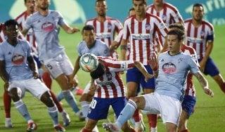 Liga: solo un pareggio per l'Atletico Madrid, Valencia ok