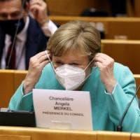 "Angela Merkel: ""Europa capace di grandi cose se resta unita"""