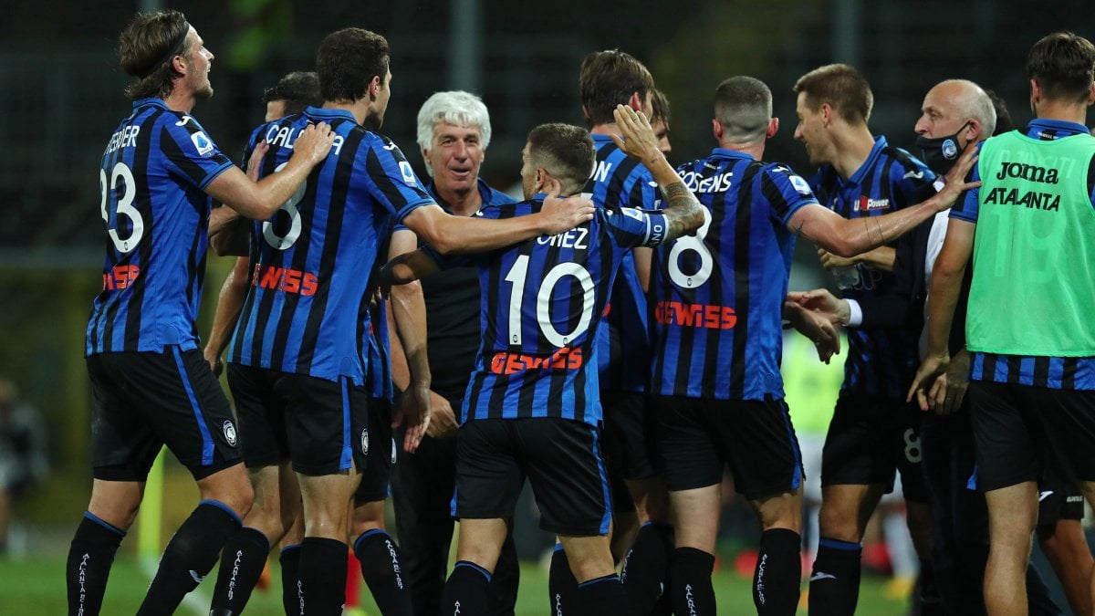 Atalanta-Sampdoria 2-0: i bergamaschi suonano la nona e volano al terzo posto