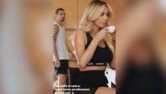 """Diletta Leotta e la pausa caffè, Ibrahimovic: """"La solita scansafatiche"""""""