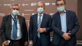 """Prodi a RepIdee: """"Con le nostre regole su Covid abbiamo salvato l'Europa"""" Video"""