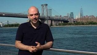 Notizie dall'America Il videoreportage di Roberto Saviano da New York