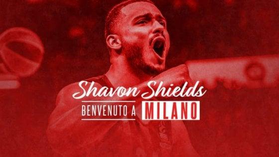 Basket, Serie A: Shields a Milano, Rich verso l'addio a Varese