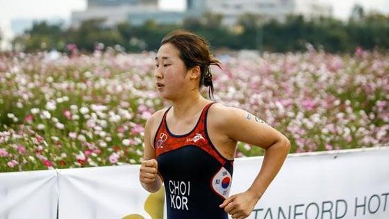 Triathlon, dramma in Corea del Sud: suicida Choi Suk-hyeon, aveva subìto abusi