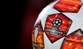 Champions: Barcellona-Napoli al Camp Nou, Juventus-Lione allo Stadium