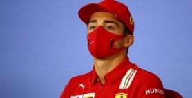 Formula 1, warning per Leclerc: festeggia a Montecarlo senza mascherina