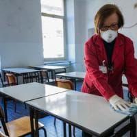 Scuola, il Cts in soccorso dei presidi: non dovranno calcolare i metri quadri tra ogni...