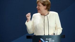 Una spia dell'Egitto nello staff di Merkel