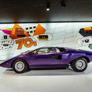 Riapre al pubblico il museo Lamborghini