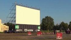 A Ostia apre il drive-in più grande d'Europa: può accogliere 485 auto