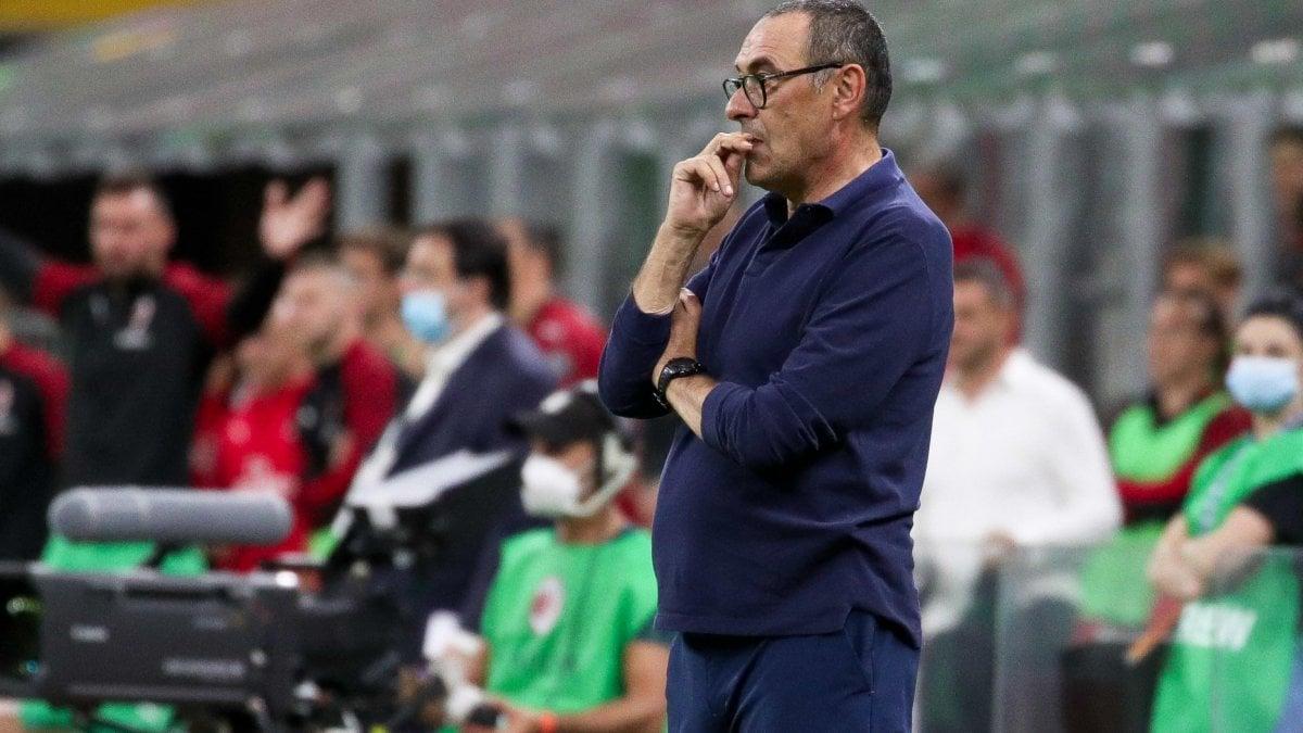 "Juventus, Sarri: ""Atalanta avversario difficilissimo. E con il Milan avremmo perso anche con Dybala"""
