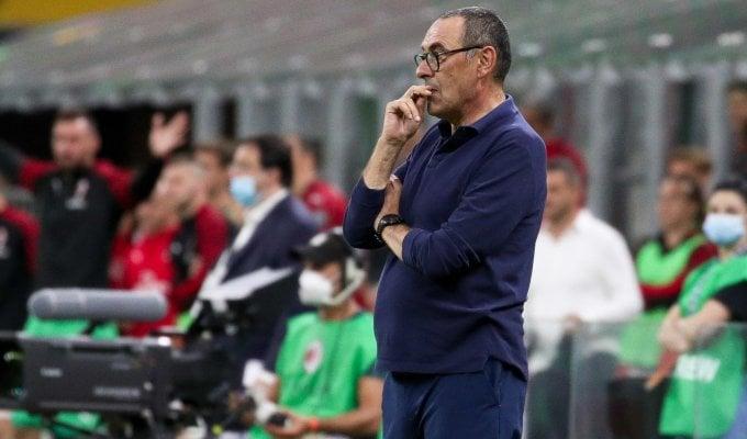 """Sarri: """"Con il Milan? Ko anche con Dybala"""""""