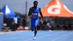Lyles più veloce di Bolt ma il nuovo record del mondo non vale