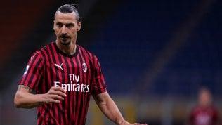 """Ibrahimovic: """"Questo non è il mio Milan. Rangnick? Non so chi sia"""""""