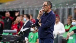 """Stasera Juve-Atalanta. Sarri cita Guardiola: """"Giocare contro di loro è come andare dal dentista"""""""