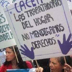 """Messico, lavoratrici domestiche: nasce la Campagna """"Abbi cura di chi si prende cura di te"""""""
