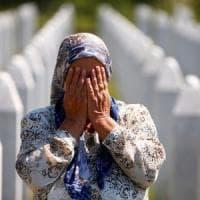 Bosnia, 25 anni dopo il mondo ricorda la strage di Srebrenica
