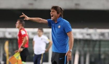 Prime crepe tra Conte e l'Inter: esonero impensabile, non è escluso l'addio del tecnico