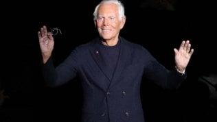 Giorgio Armani: il compleanno del Re della moda italiana