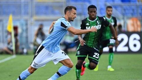 La serie A in diretta. Lazio-Sassuolo 1-0· Alle 19:30 Brescia-Roma, alle 21:45 Juve-Atalanta