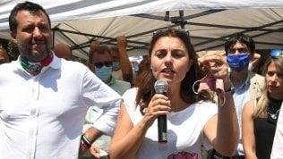 La candidata governatrice Ceccardi toglie la figlia dal nido comunale dopo le polemiche
