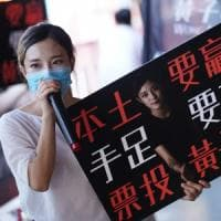 Hong Kong, quasi 600 mila persone alle primarie pro-democrazia