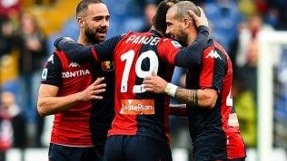 La serie A in diretta. Genoa-Spal 1-0