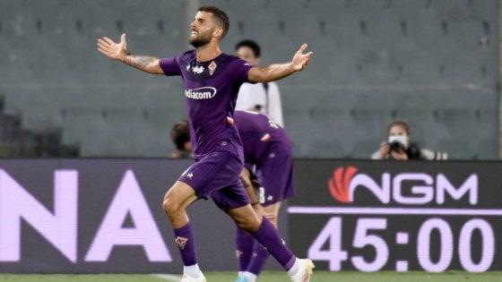 Fiorentina-Verona 1-1, Cutrone beffa i gialloblu all'ultimo respiro