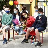 """Tutti a scuola senza turni né riduzioni di orario"". Manifestazioni oggi in 11 Regioni"