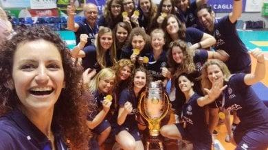 Le ragazze della nazionale di volley sorde sognano di tornare sul campo ad allenarsi