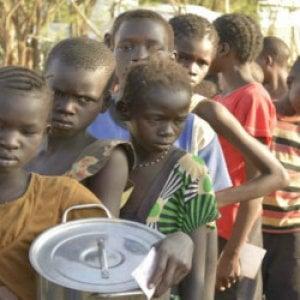 Denutrizione, rapporto FAO: il numero di persone affamate in tutto il mondo aumenta lentamente