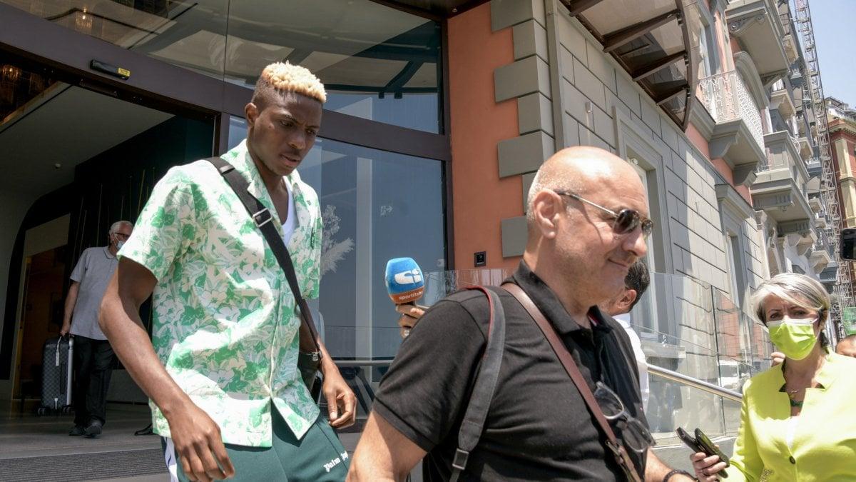 Napoli, è fatta per Osimhen: affare da 81 milioni