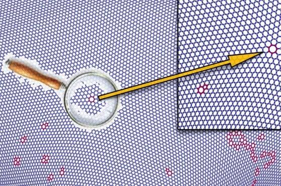 Un buco nero 'tascabile' fatto col grafene per studiare l'orizzonte degli eventi